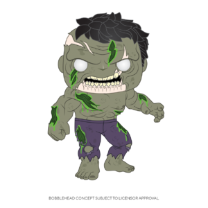 marvel zombies incredible hulk